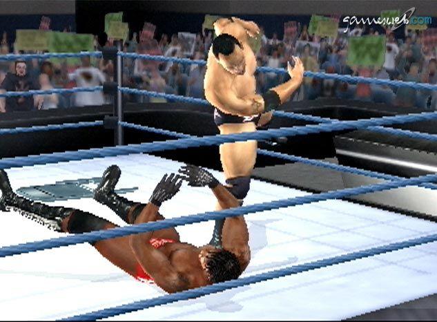 WWE SmackDown! 4: Shut Your Mouth  Archiv - Screenshots - Bild 33