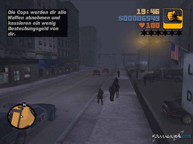 Grand Theft Auto 3 - Screenshots - Bild 19