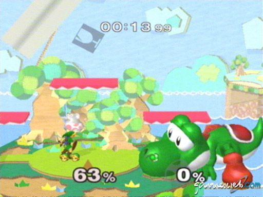 Super Smash Bros. Melee - Screenshots - Bild 9