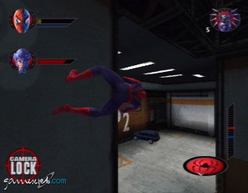 Spider-Man: The Movie - Screenshots - Bild 22