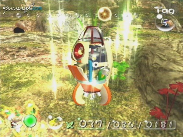 Pikmin - Screenshots - Bild 7