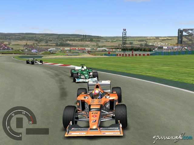 Grand Prix 4 - Screenshots - Bild 14