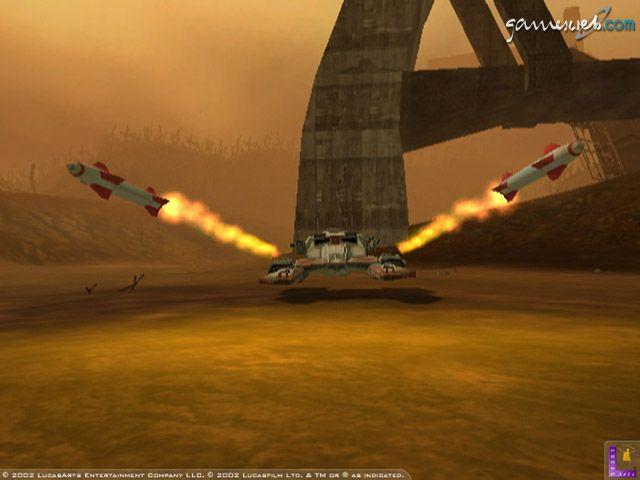Star Wars: The Clone Wars  Archiv - Screenshots - Bild 2
