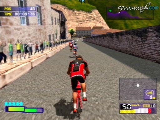Le Tour de France - Screenshots - Bild 2
