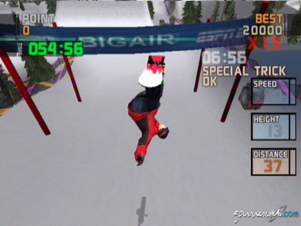 Winter X Games Snowboarding 2 - Screenshots - Bild 22