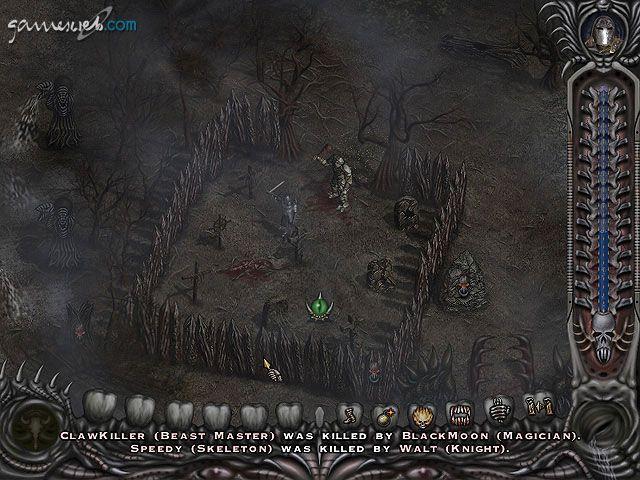 Necromania - Trap of Darkness  Archiv - Screenshots - Bild 22