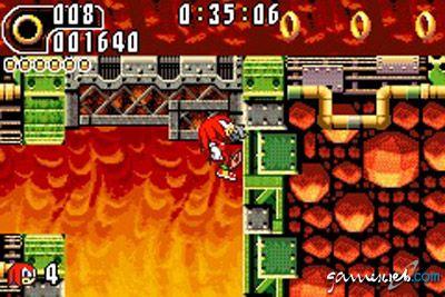 Sonic Advance 2  Archiv - Screenshots - Bild 6