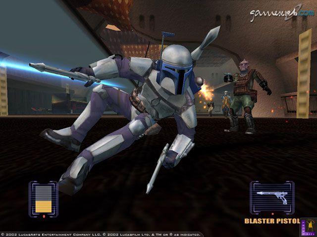 Star Wars Bounty Hunter  Archiv - Screenshots - Bild 23