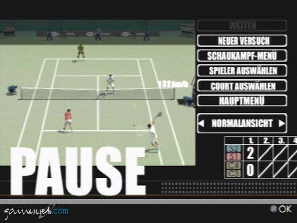 Smash Court Pro Tournament - Screenshots - Bild 22