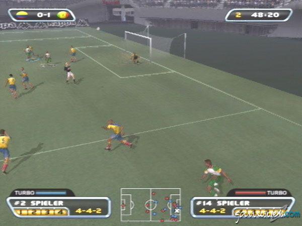 Red Card Soccer - Screenshots - Bild 12