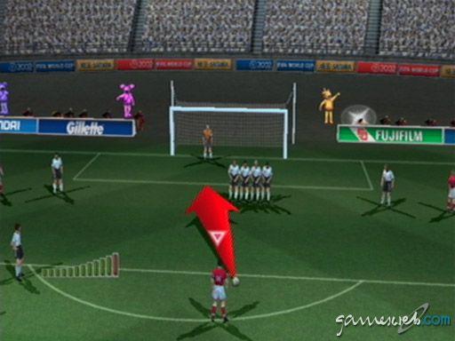 FIFA Fussball Weltmeisterschaft 2002 - Screenshots - Bild 10