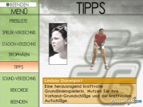 Smash Court Pro Tournament - Screenshots - Bild 10