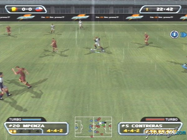 Red Card Soccer - Screenshots - Bild 17