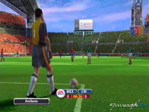 FIFA Fussball Weltmeisterschaft 2002 - Screenshots - Bild 21