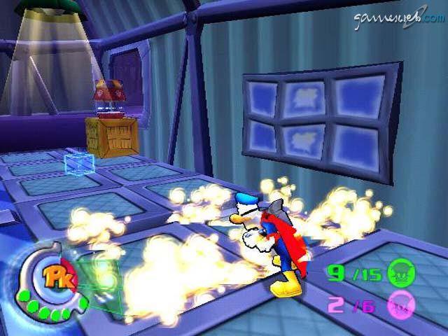 Donald Duck: Who is PK?  Archiv - Screenshots - Bild 6