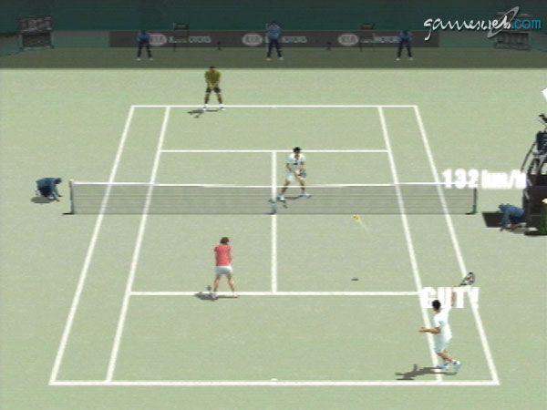 Smash Court Pro Tournament - Screenshots - Bild 20