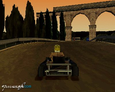 Michael Schumacher Racing World - Kart 2002  Archiv - Screenshots - Bild 5