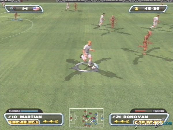 Red Card Soccer - Screenshots - Bild 13