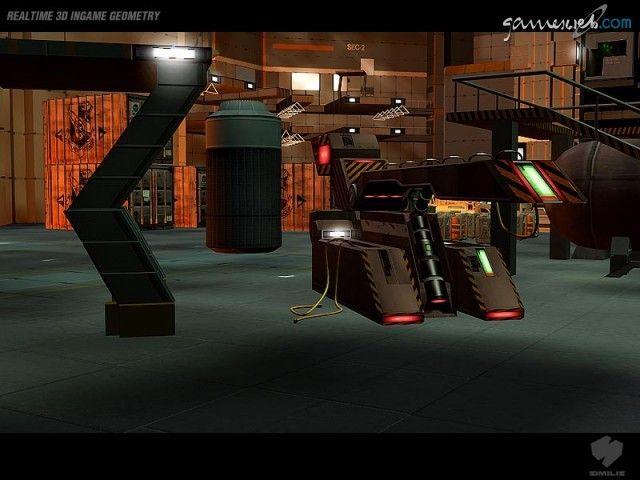 Roughnecks - Concept Art Archiv - Screenshots - Bild 4