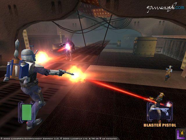 Star Wars Bounty Hunter  Archiv - Screenshots - Bild 25