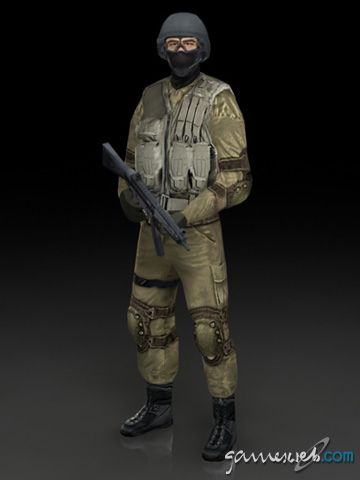 Tom Clancy's Rainbow Six 3: Raven Shield - Skins - Artworks - Bild 13