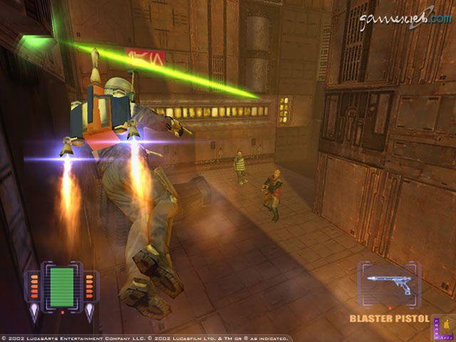 Star Wars Bounty Hunter  Archiv - Screenshots - Bild 20