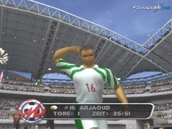Red Card Soccer - Screenshots - Bild 14