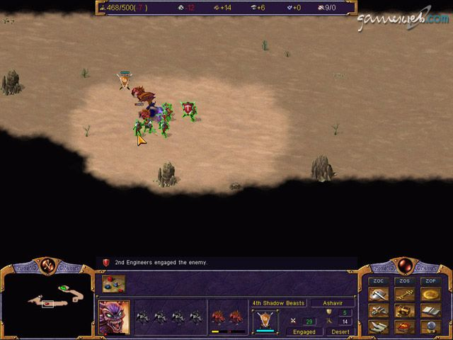 Kohan: Battle of Ahriman - Screenshots - Bild 18
