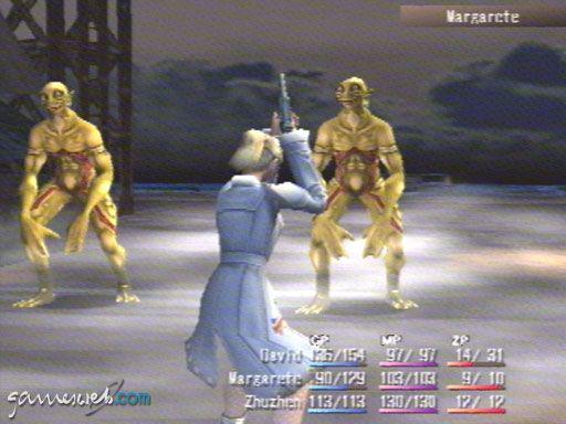 Shadow Hearts - Screenshots - Bild 10