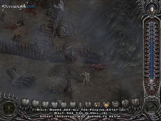 Necromania - Trap of Darkness  Archiv - Screenshots - Bild 23