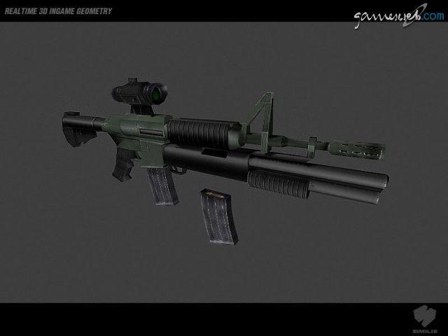 Roughnecks - Concept Art Archiv - Screenshots - Bild 7