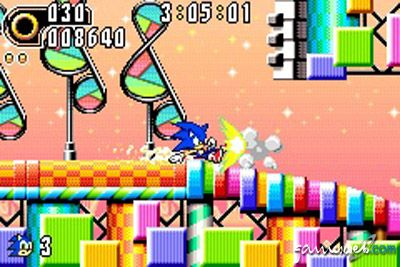 Sonic Advance 2  Archiv - Screenshots - Bild 5