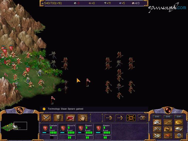 Kohan: Battle of Ahriman - Screenshots - Bild 7
