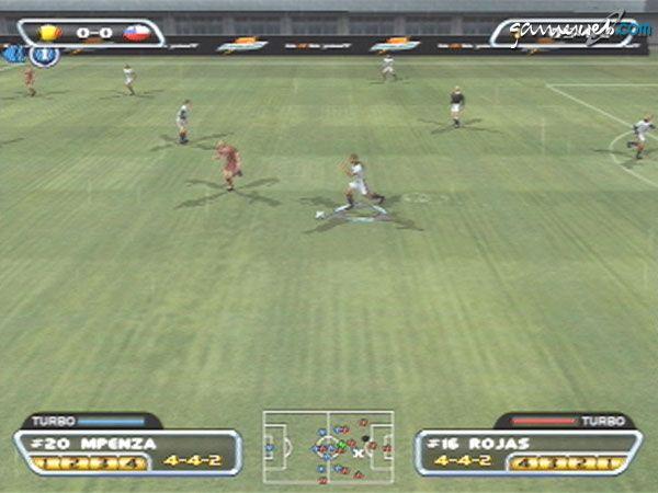 Red Card Soccer - Screenshots - Bild 6