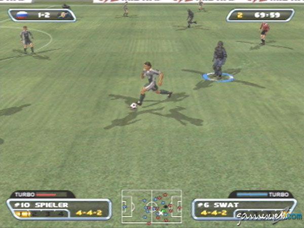 Red Card Soccer - Screenshots - Bild 10