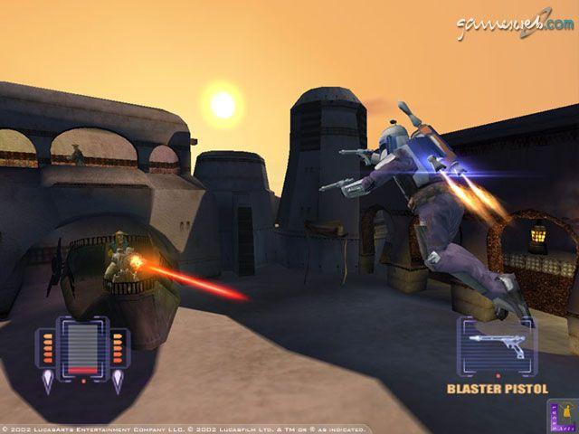 Star Wars Bounty Hunter  Archiv - Screenshots - Bild 27