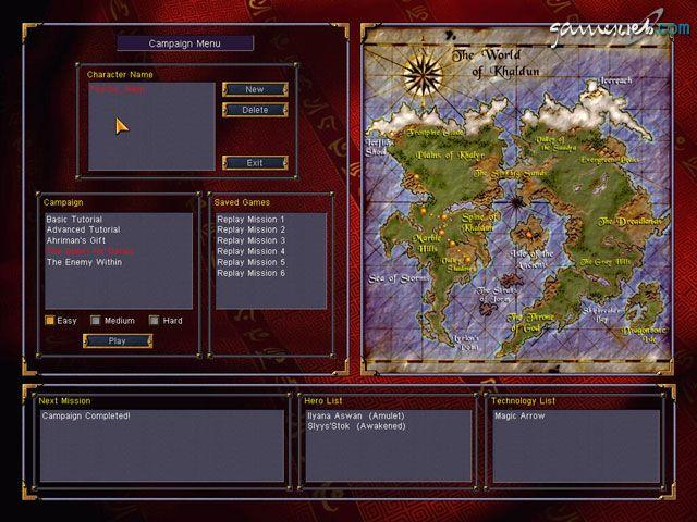 Kohan: Battle of Ahriman - Screenshots - Bild 3