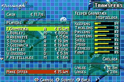 Total Soccer Manager - Screenshots - Bild 8