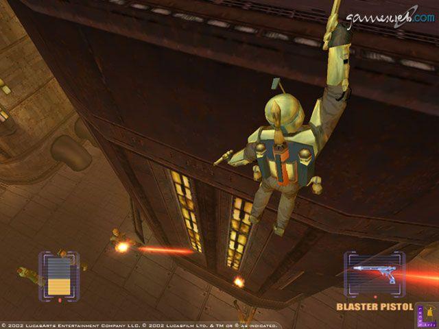 Star Wars Bounty Hunter  Archiv - Screenshots - Bild 22