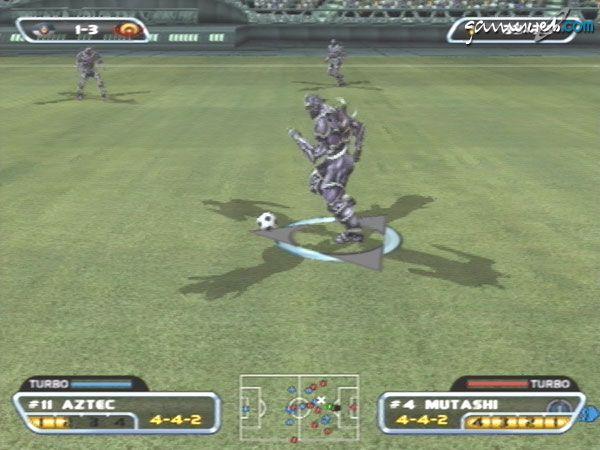 Red Card Soccer - Screenshots - Bild 9