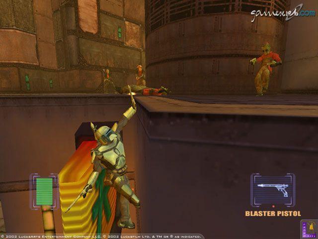 Star Wars Bounty Hunter  Archiv - Screenshots - Bild 30