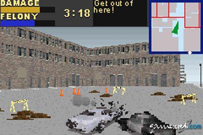 Driver 2 Advance  Archiv - Screenshots - Bild 3