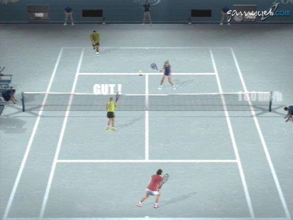 Smash Court Pro Tournament - Screenshots - Bild 18