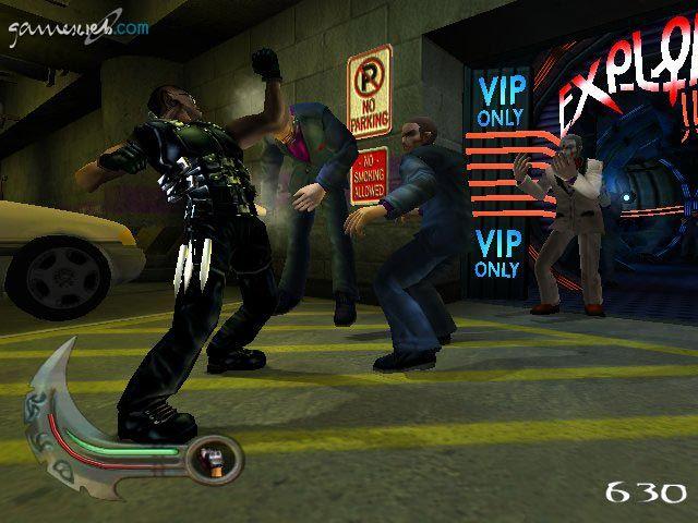Blade 2  Archiv - Screenshots - Bild 10