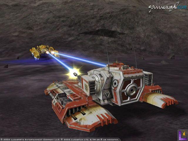 Star Wars: The Clone Wars  Archiv - Screenshots - Bild 5