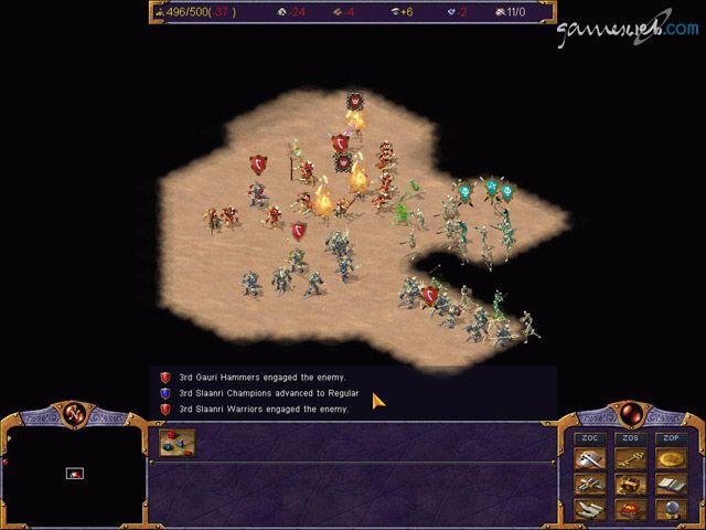 Kohan: Battle of Ahriman - Screenshots - Bild 17