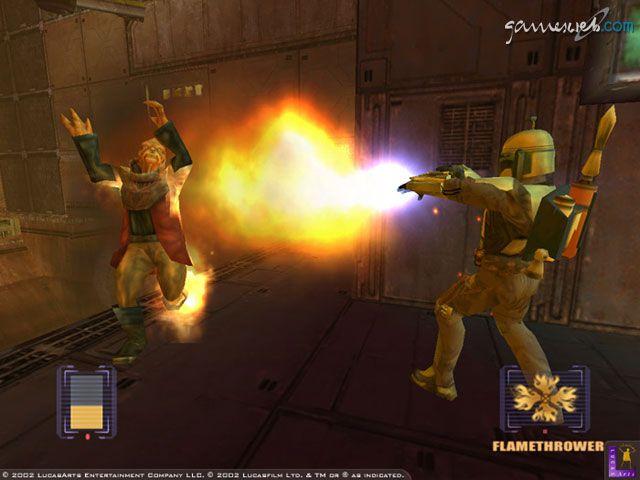 Star Wars Bounty Hunter  Archiv - Screenshots - Bild 21