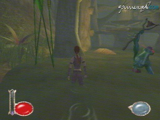 Drakan: The Ancients' Gates - Screenshots - Bild 23