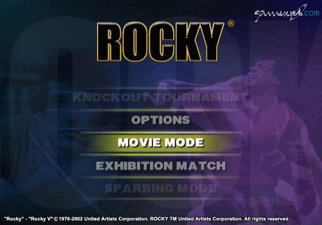 Rocky  Archiv - Screenshots - Bild 12