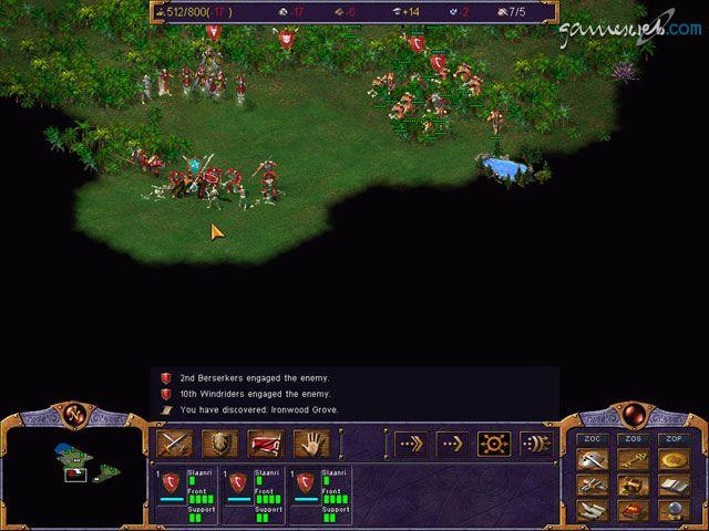 Kohan: Battle of Ahriman - Screenshots - Bild 16